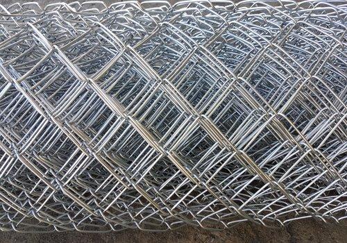 Сферы применения оцинкованной сетки рабицы